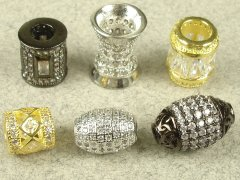 Cubic Zirconia Spacer